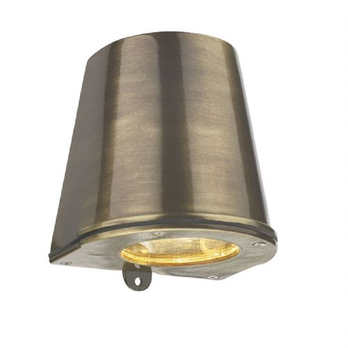 Strait Wall Light Downfacing Nickel (Hand made, 7-10 day Delivery) STR1575